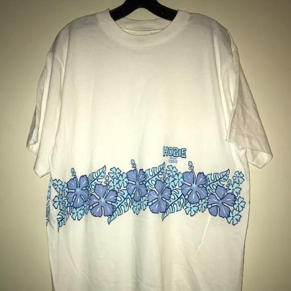 1083b5edd4 Hobie Sportswear Surf T-Shirt Sz Large Graphic Tee